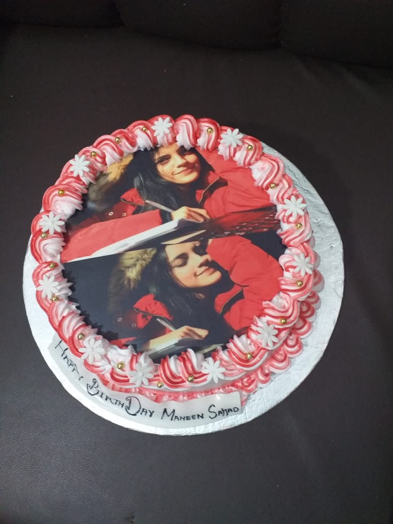 Cake with Picture